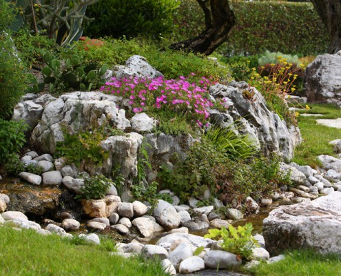Giardini vari