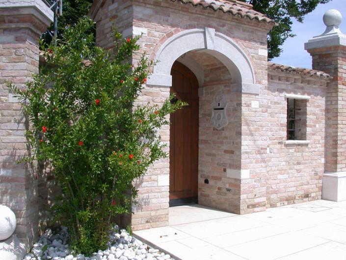 Il giardino della casa di campagna il giardino di de pra snc for Design della casa di campagna